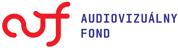 Logo Audiovizuálny fond