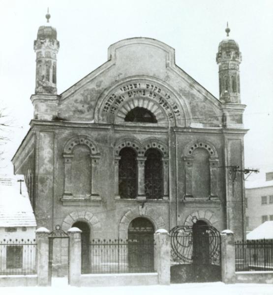 Bildergebnis für Pezinok synagoga